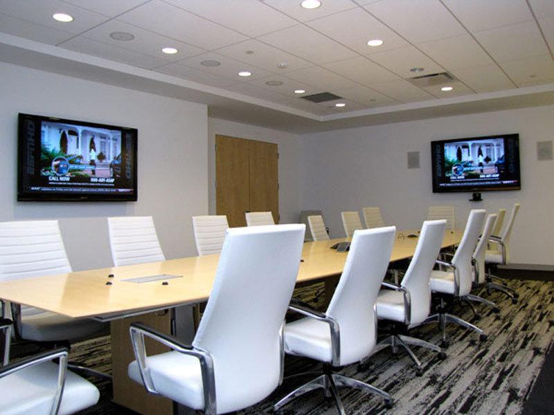 Streamline Interior Design Office
